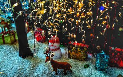 Karácsony a Gyimesekben Hidegség patakán a Boglárka Vendégházban